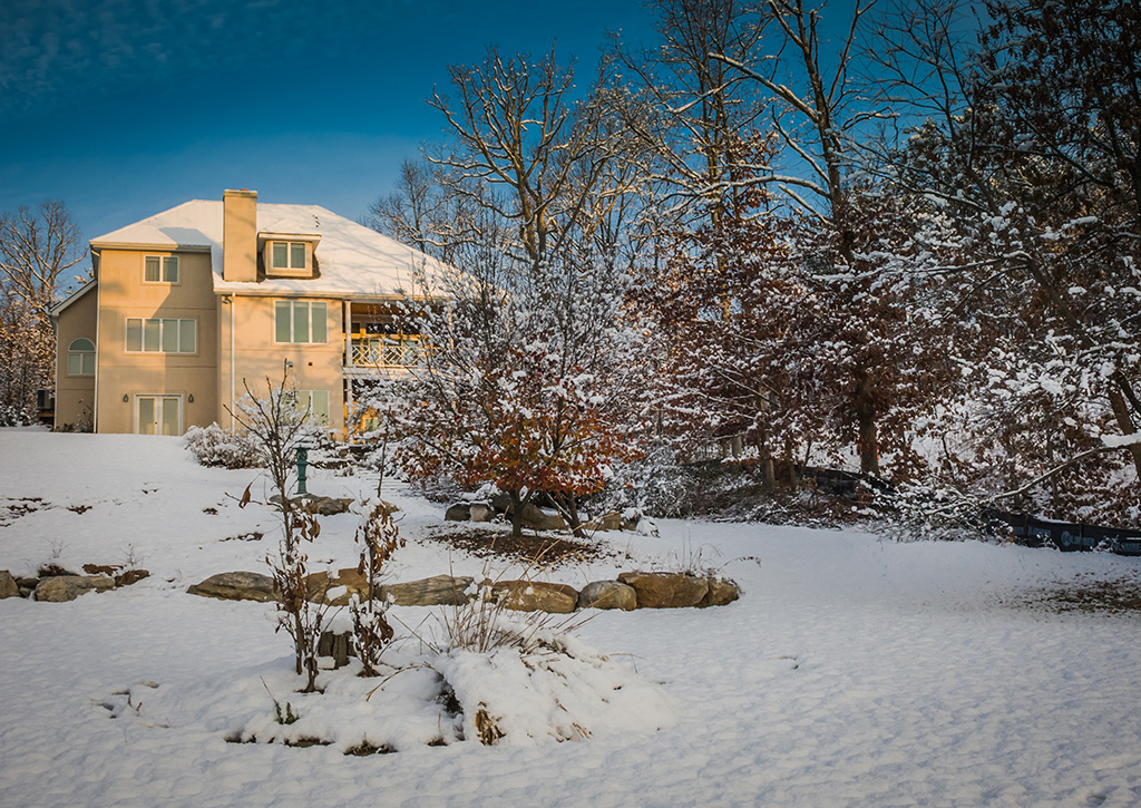 The Winter Chill - Winterizing your home
